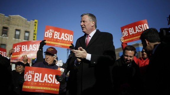 Do learn Spanish: As a candidate, New York Mayor Bill de Blasio scored points with many Latino voters with his Spanish fluency.