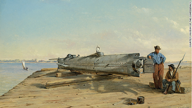 The Hunley: Zeroing in on what caused Civil War submarine's sinking