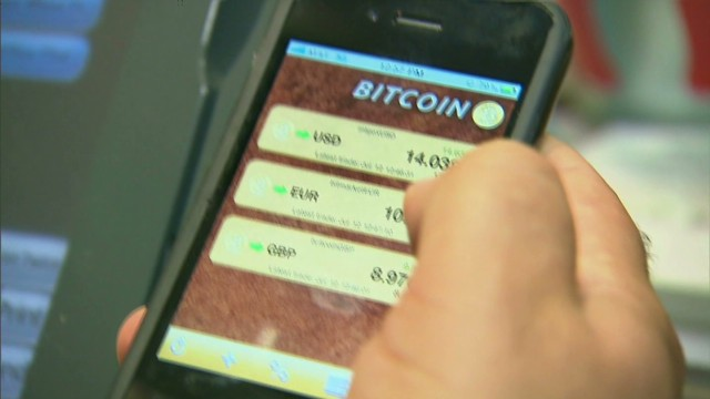 Pay with cash, credit or bitcoins