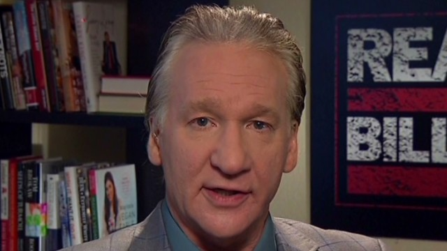lead intv bill maher obama marijuana policy_00001610.jpg