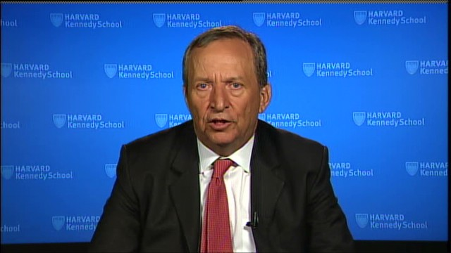 GPS: Larry Summers on the debt ceiling