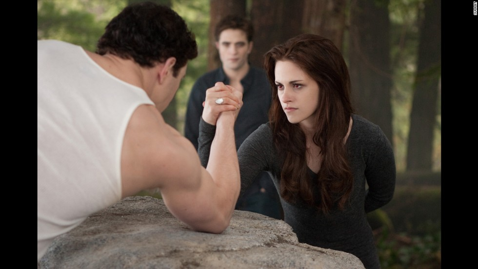 "Fans may have thought it had teeth, but ""The Twilight Saga: Breaking Dawn Part 2"" took worst picture at the ceremony in 2013. And it didn't stop there: The film actually scores a total of seven Razzies, including worst actress for Kristen Stewart, worst supporting actor for Taylor Lautner and worst director for Bill Condon."