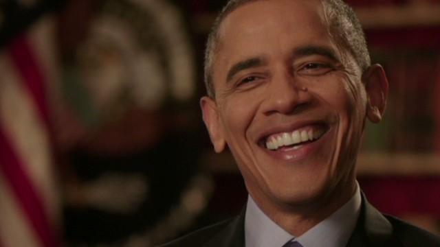巴克利与奥巴马一对一