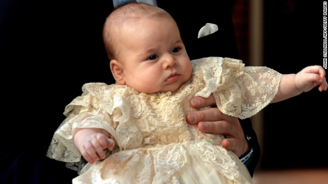House of Windsor babies