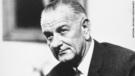 Lyndon B. Johnson prevailed in the 1964 presidential election, a contest dominated by race