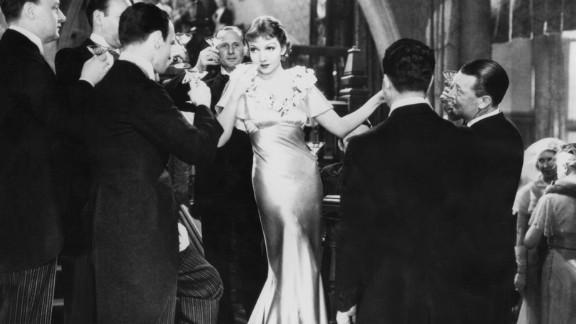 """<strong>Claudette Colbert (1935):</strong> Claudette Colbert won the best actress Oscar in 1935 for """"It Happened One Night,"""" a film that was the first to win all five of the major Academy Award categories -- best picture, best director, best actor, best actress and best screenplay."""