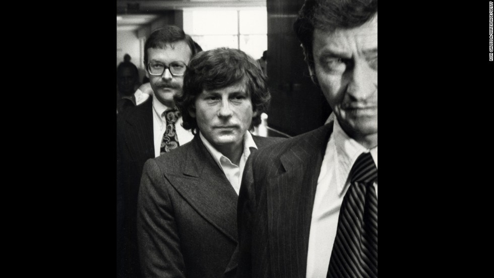 "Oscar-winning director Roman Polanski (shown here with his lawyers in May 1977) pleaded guilty to having unlawful sex with a 13-year-old girl that same year, but fled the United States soon after. In 2012, Switzerland arrested Polanski but <a href=""http://www.cnn.com/2010/CRIME/07/12/switzerland.polanski.extradition/"">refused to extradite him to the United States. </a>"