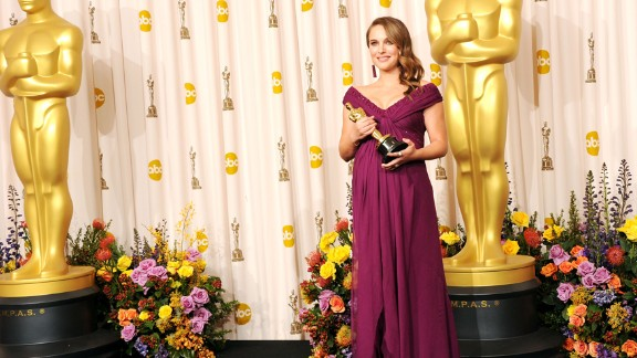 Oscar winner Natalie Portman was born in Israel and is a dual citizen of the U.S. and her native land. She can speak a number of languages, including Hebrew, German and French.
