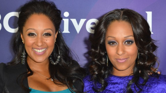 "TV personalities Tamera Mowry-Housley and Tia Mowry-Hardrict grew up in the spotlight. When Mowry-Housley was criticized for her marriage to a white man, she was emotional on ""Oprah: Where are they now?""  ""My mom is a beautiful black woman and my dad is an amazing white man, and I grew up seeing a family,"" Mowry-Housley said."