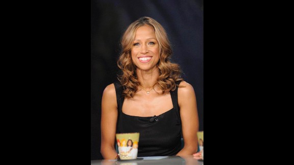 "Actress Stacey Dash, known for her role in the movie ""Clueless,"" is of African-American, Barbadian and Mexican descent. She made headlines for her endorsement of Republican presidential candidate Mitt Romney."