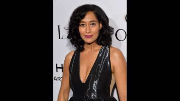 "Actress Tracee Ellis Ross is the daughter of singer Diana Ross and music manager Robert Ellis Silberstein. ""According to the casting world, I'm a black actress,"" says Ross. ""But I always say that I'm a woman of color - several colors, because I'm black and Jewish. And that's been a great blessing in my life."""