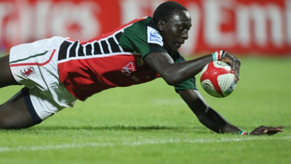 Kayange aims to play for Kenya at this year