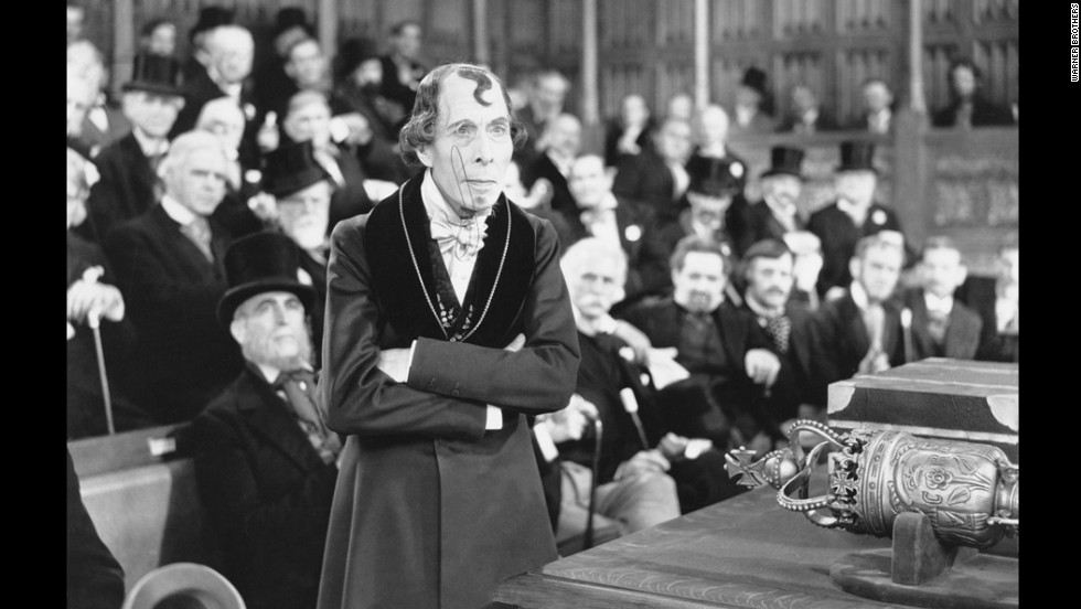 "George Arliss won the best actor Oscar for ""Disraeli,"" apparently also beating himself since he was nominated for that film and ""The Green Goddess."" In the early years of the Oscar, a single nomination could recognize more than one role. However, for reasons not entirely clear, the actor won solely for ""Disraeli."" Perhaps it was a glitch on behalf of the academy, or perhaps voters truly preferred his portrayal as the famed British prime minister. The November 1930 awards ceremony recognized work from 1929 and 1930."