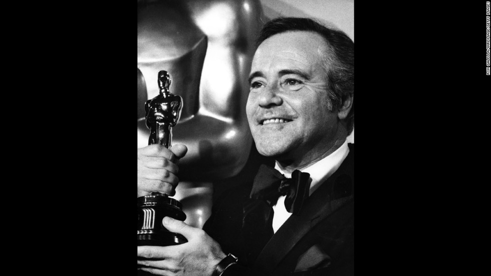 "The academy loved to nominate Jack Lemmon, but it wasn't always so quick to give him the prize. The star's luck changed when ""Save the Tiger"" earned him a best actor Oscar."