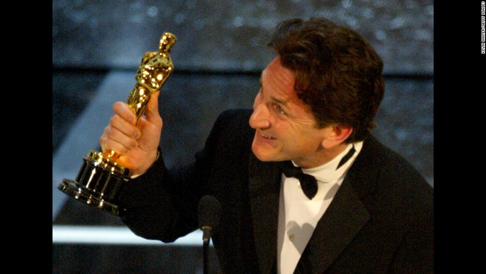 "The Oscar race for best actor was a tough one when Sean Penn faced off with Jude Law for ""Cold Mountain"" and Bill Murray for ""Lost in Translation,"" among others. In the end, it was Penn's work in ""Mystic River"" that earned him his first Academy Award."