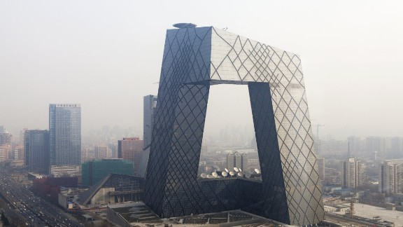 "There has widespread debate on whether Xi's remarks calling for an end to ""weird buildings"" spell the end of an era of ambitious architectural design in China. Rem Koolhaas' CCTV building in Beijing is one of the city's most recognizable structures."