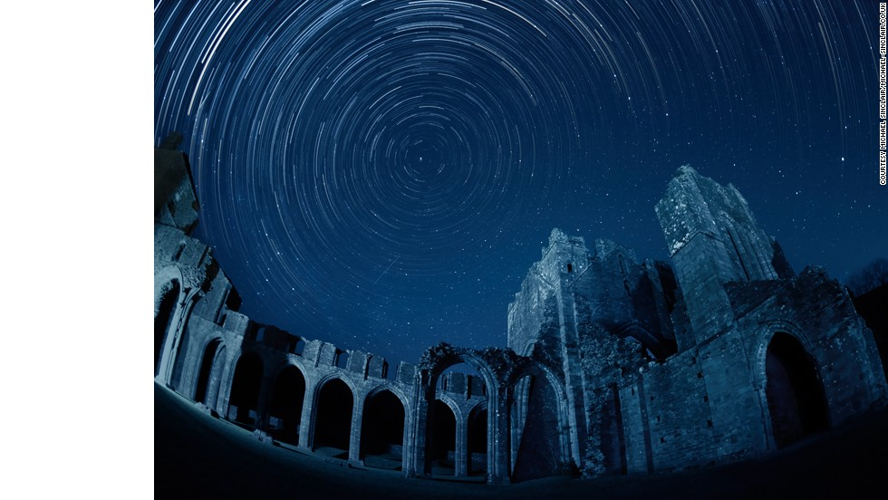 "<strong>Brecon Beacons National Park (UK): </strong>Stargazers in the UK can enjoy the silhouette of the Llanthony Priory against the starry sky. The ruins have partly been <a href=""http://www.llanthonyprioryhotel.co.uk/"" target=""_blank"">converted into a pub</a>.  After a night of hard sky observation, you can step into the former Augustinian priory for an authentic Welsh ale."