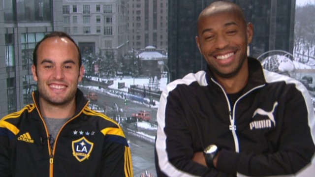 Donovan, Henry look ahead to World Cup