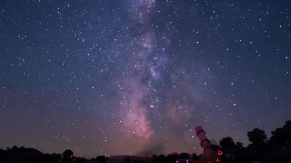 <strong>Cherry Springs State Park (Pennsylvania):</strong> Visibility at Cherry Springs can be so good that the Milky Way is sometimes bright enough to cast shadows on the ground.