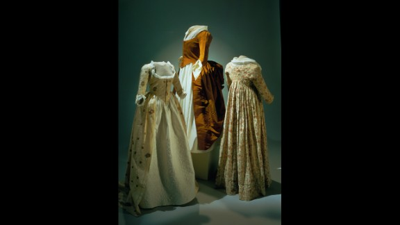 The clothing early Americans found appropriate to wear in public is vastly different from today