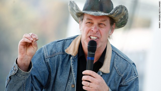 How media covered Ted Nugent's incendiary remarks