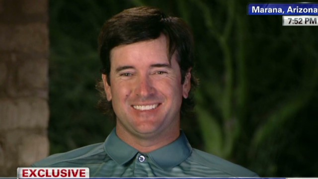 Piers to Bubba: You won because of me!
