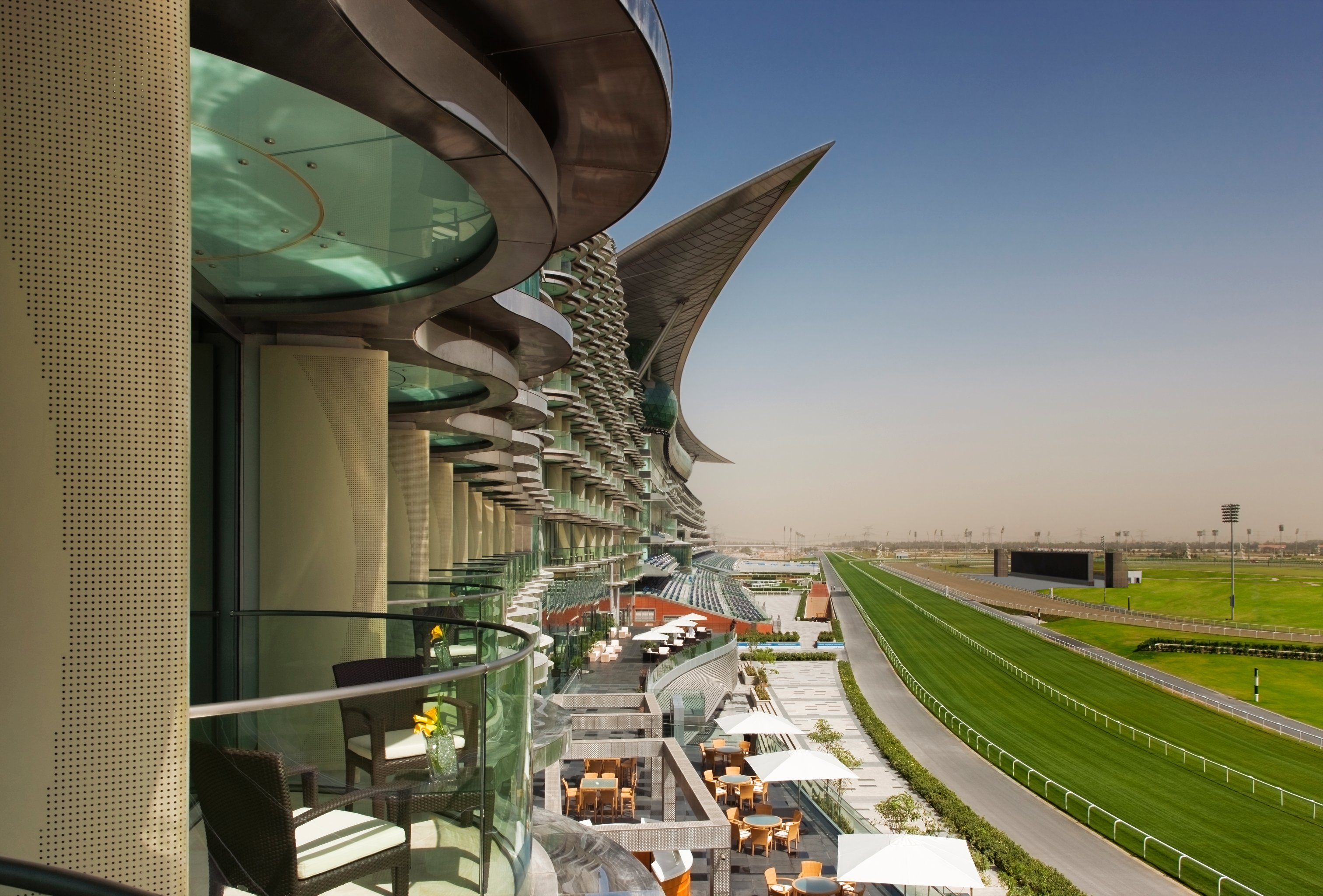 Dubai World Cup Inside The 1b Meydan Racecourse
