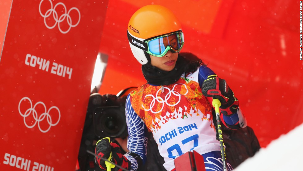 In Sochi, Mae  was representing her father's homeland of Thailand under his surname Vanakorn, becoming the nation's first-ever female skier at the Olympics.