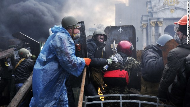 Will Putin send troops into Ukraine?