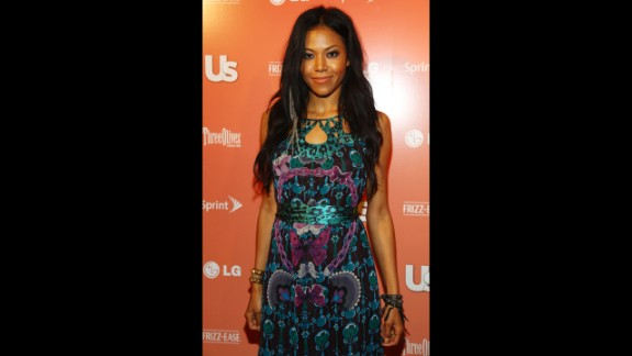 "Singer Amerie's father was an American soldier who met her mother when he was stationed in Korea. ""I was never made to feel that I was 'different' by other kids,"" she told the Daily Mail in 2007. ""But people would still ask me, if you had to choose one ethnicity, which would it be? I'd be, like, why do I have to come down on one side or the other? I get that people love to categorize, but I think we get a little too hung up on it sometimes."""