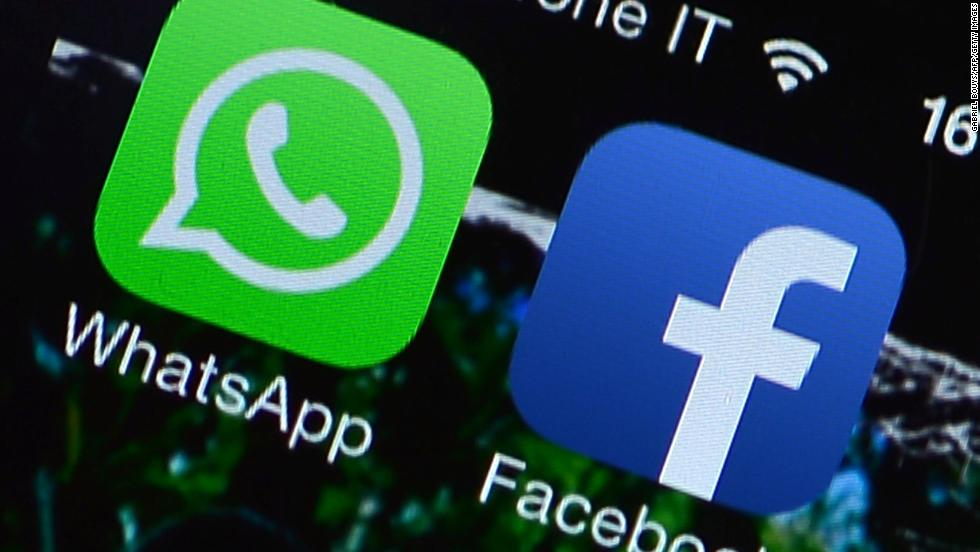 "In an attempt to dominate messaging online, <a href=""http://money.cnn.com/2014/02/19/technology/social/facebook-whatsapp/"">Facebook acquired WhatsApp</a> for the record sum of $19 billion. The five-year old app had 450 million users at the time of the acquisition in February 2014, adding a million users every day."