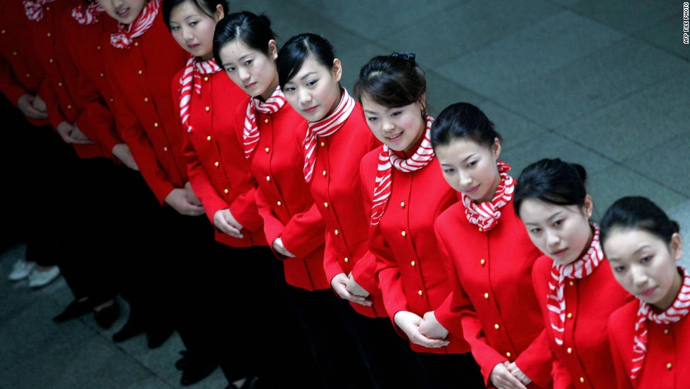 Stewardess sexual harassment