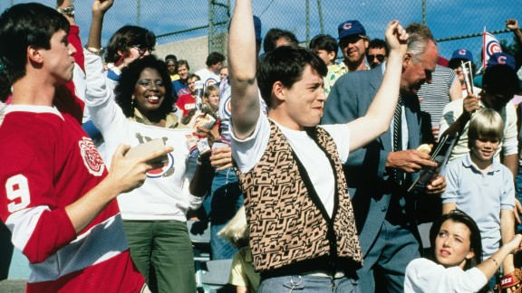 """""""Ferris Bueller's Day Off"""": Matthew Broderick stars in this iconic '80s comedy about a high schooler who fakes being sick to miss school and ends up having the time of his life. (Netflix)"""