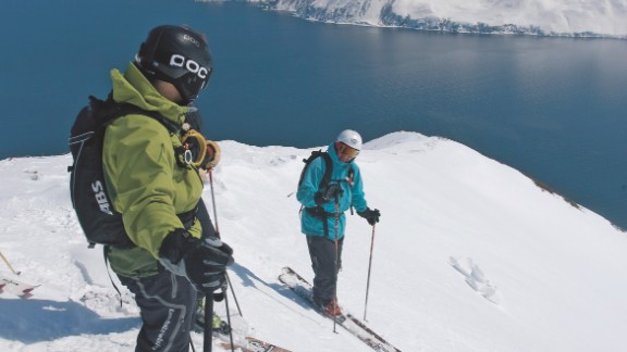 Advanced skiers only are recommended to sample Kamchatka and, as one of the world's last great uninhabited wilderness, it is accessible only via the heli-skiing route. Kamchatka is also home to the world's largest population of brown bears -- so watch out!