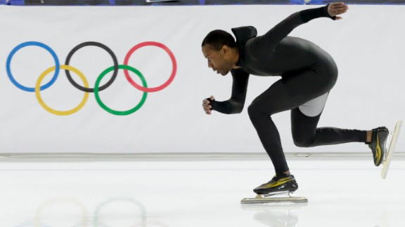 But high-tech materials don't always deliver. The U.S. speed skating team sported new high-tech suits from Under Armour, helped in the design by aerospace giant Lockheed Martin. But the Americans, including 2006 and 2010 gold medalist Shani Davis, came home empty-handed.