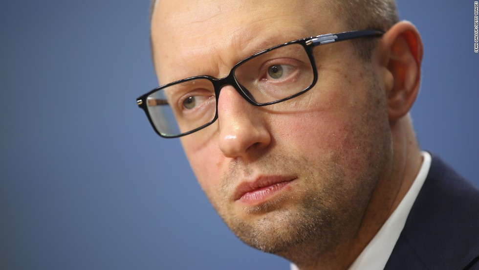 Arseniy Yatsenyuk has led the opposition Batkivshchyna party, to which jailed former Prime Minister Tymoshenko belongs, since December 2012. He can claim experience in government, having been chairman of Ukraine's parliament, the Verkhovna Rada, from 2007 to 2008, according to the website of his foundation, Open Ukraine.