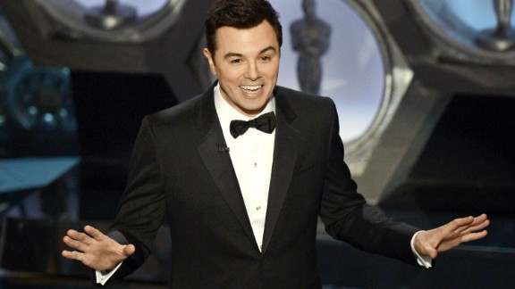 "The reviews were mixed for Seth MacFarlane when he hosted the show in 2013. While the ratings were high, there was controversy with some of the jokes and tone. The national director of the Anti-Defamation League, speaking about one skit to the New York Times, said: ""It wasn't funny. It was ugly."""