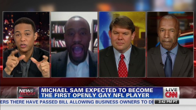 "Michael Sam and ""Locker Room Culture"""