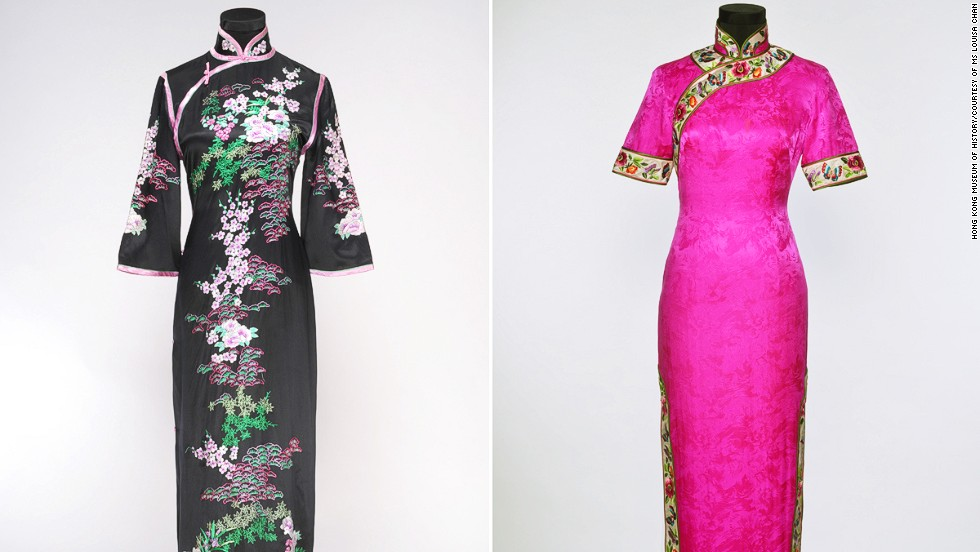 How China s iconic dress has survived a century - CNN Style 48922e881b