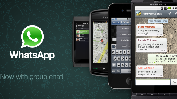 WhatsApp now has more than 330 million daily users and is popular in places such as India, South Korea and Germany.