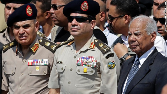 Egyptian PM and cabinet resign