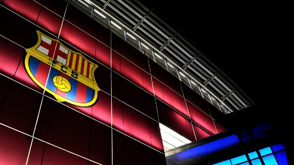"""Barcelona made its """"voluntary"""" tax donation while denying any fiscal crime on Monday."""