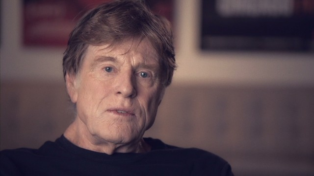 Redford on CNN's Death Row Stories