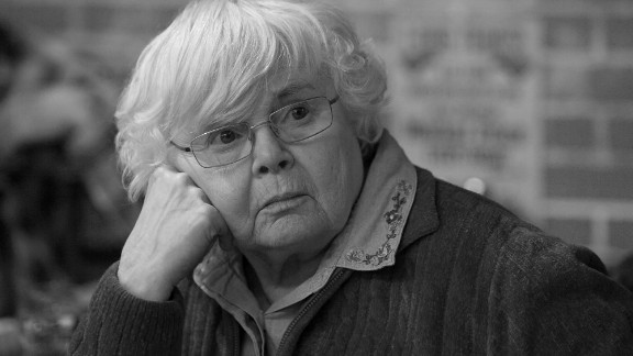 """At age 84, June Squibb is up for an Academy Award for best supporting actress for her role in """"Nebraska."""" She"""