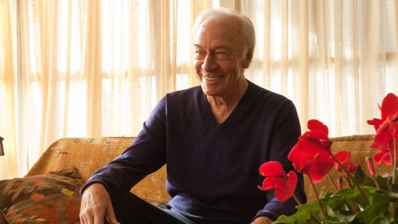 """At age 82, Christopher Plummer received his second Oscar nomination -- and first Oscar win. He earned a best supporting actor award for """"Beginners"""" in 2011. His other nomination came for 2009"""