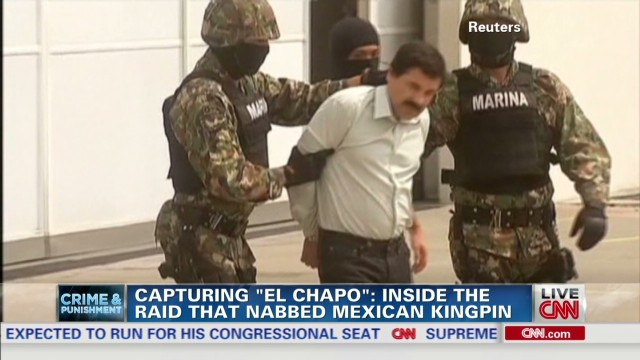 How authorities finally caught 'El Chapo'