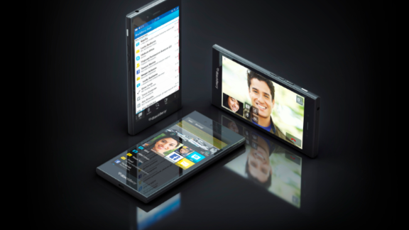 9. Struggling Blackberry also pushed out two new phones: the Z3 and Q20.