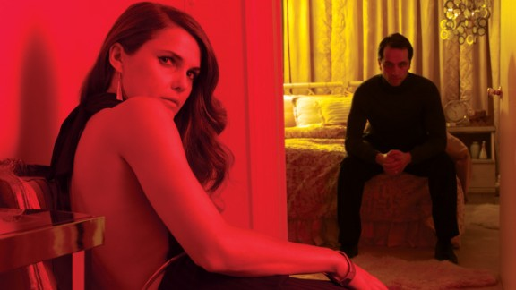 """""""The Americans: Season 2"""": Keri Russell and Matthew Rhys star as covert Russian spies living on American soil in this FX drama, which returns for a third season in January. In the meantime, you can catch up with season 2 at the end of December. (Amazon)"""