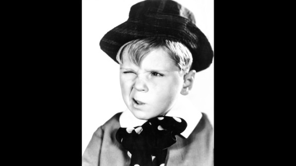 Jackie Cooper, who grew up to have a long acting and directing career, was 9 when he was nominated for best actor for 1931