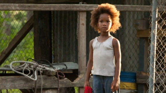 """Just last year, Quvenzhane Wallis was nominated for best actress for """"Beasts of the Southern Wild."""" She was 9 at the time. She had a small role in one of this year"""